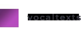 Vocaltexts